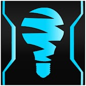 ADW Theme: Tron Legacy
