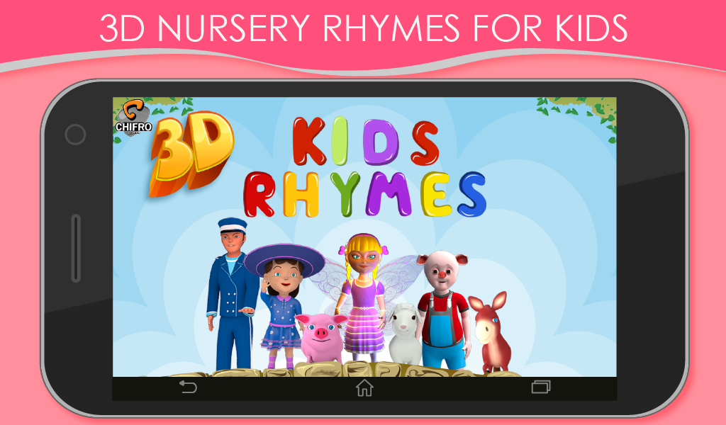 3D Nursery Rhymes for Kids- screenshot