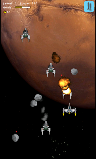 Space Shooter Galaxy at War