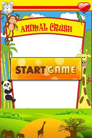 Animal Crush Mania