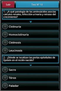 玩免費醫療APP|下載Pediatría en preguntas y tests app不用錢|硬是要APP