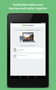 Pushbullet - SMS on PC Screenshot 20