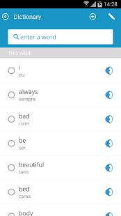 English with Lingualeo - screenshot thumbnail