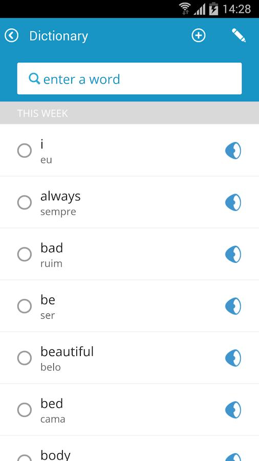English with Lingualeo - screenshot