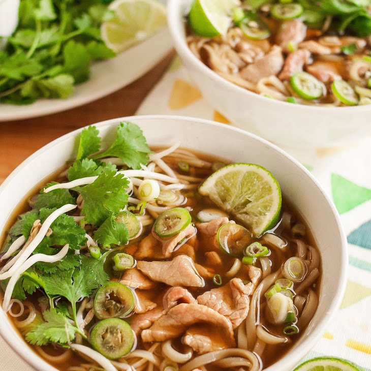 How To Make Quick Vietnamese Beef Pho