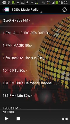 80s Radio Top Eighties Music