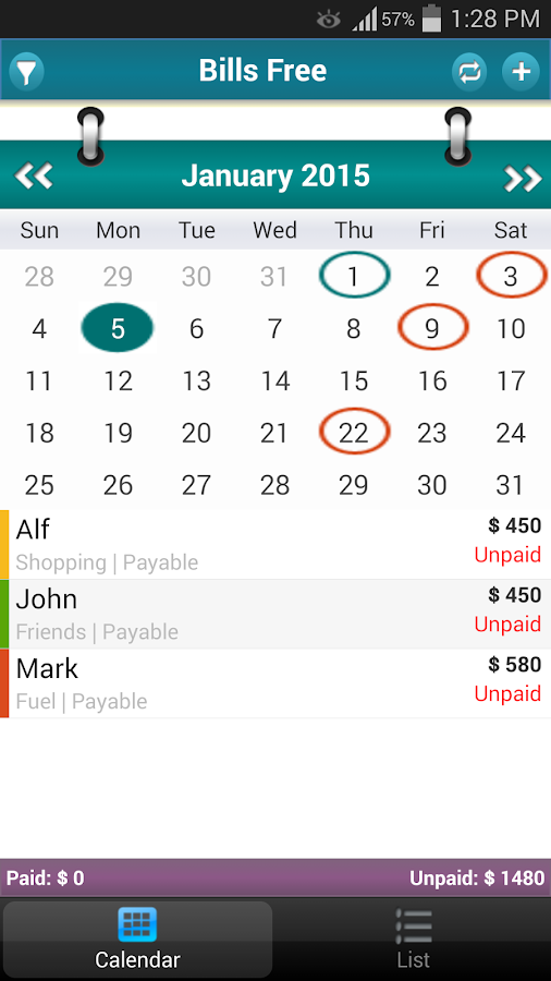 how to delete pay calendar xero