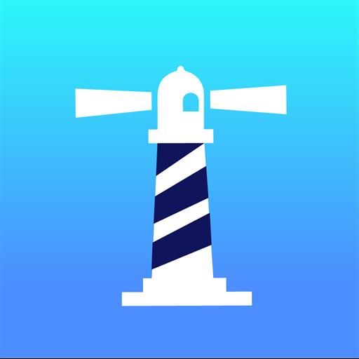 Lighthouses of the Eastern US LOGO-APP點子