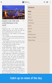 Flipboard: Your News Magazine Screenshot 4