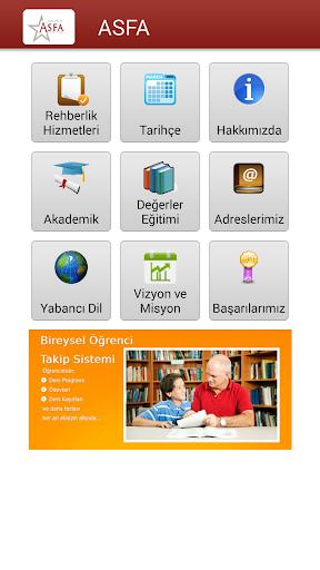 ASFA Eğitim Kurumları
