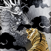 Tiger & Gold Dragon II