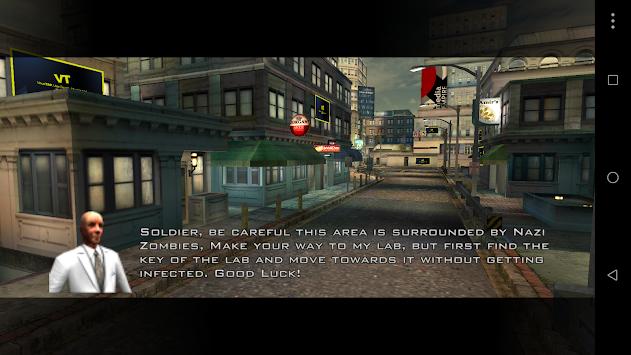 Green Force: Zombies Pro apk screenshot