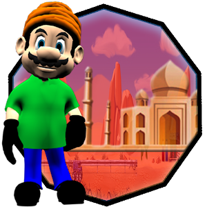 Indian Mario Run for PC and MAC