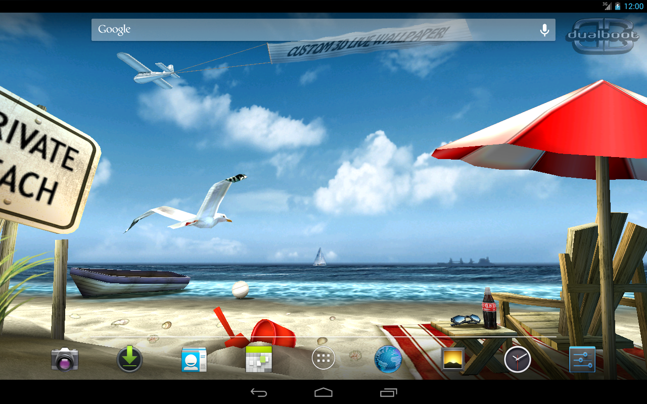 My Beach HD screenshot #9