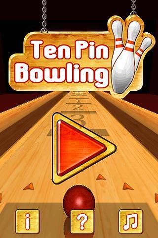 Ten Pin Bowling - Game