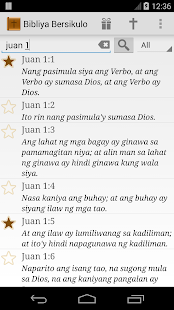 Daily Bible Tagalog - screenshot thumbnail