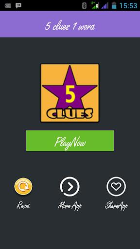 5 CLUES ADDICT