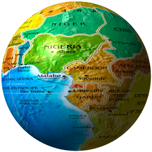 World Map Android Apps On Google Play - Round world map image
