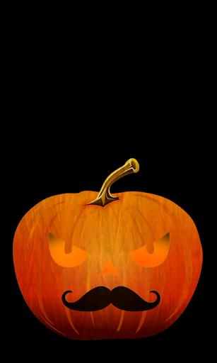 Moustache-O-Lantern LW