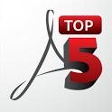 Acrobat X Top 5 Latinoamérica icon