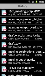 DocuWorks Viewer Light - screenshot thumbnail