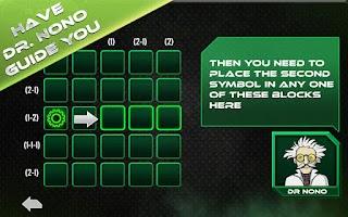Screenshot of Grid Puzzle - Logic Brain Game