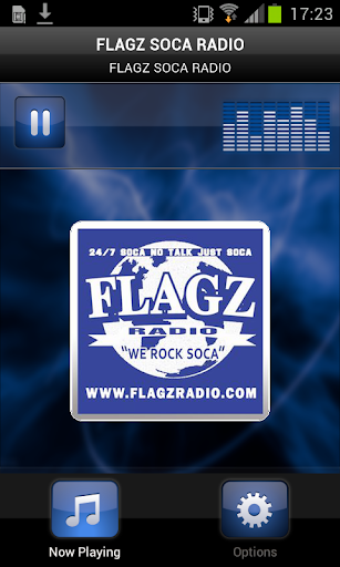 FLAGZ SOCA RADIO