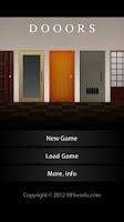 Screenshot of DOOORS - room escape game -
