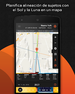 Sun Surveyor (Sol y la Luna) v2.4.7 APK 2