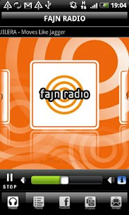 FAJN RADIO - screenshot thumbnail