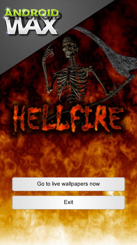 ★ Hellfire Skeleton Free - screenshot