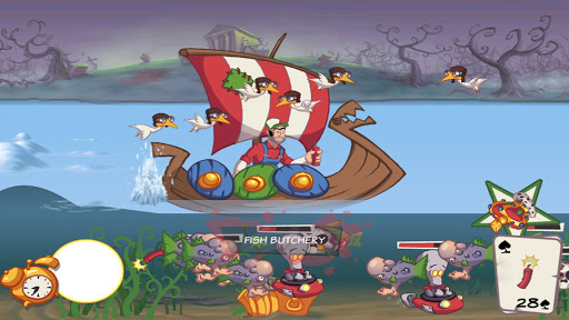 Super Dynamite Fishing Premium  screenshots 5