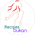 Recipes for the Dukan diet icon