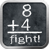 Math Games Flash Battle Arena