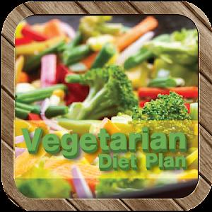 素食者的饮食计划 LOGO-APP點子