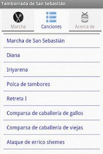 Tamborrada de San Sebastian - screenshot thumbnail