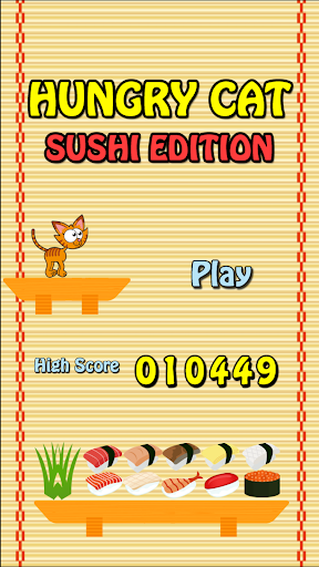Hungry Cat: Sushi Edition
