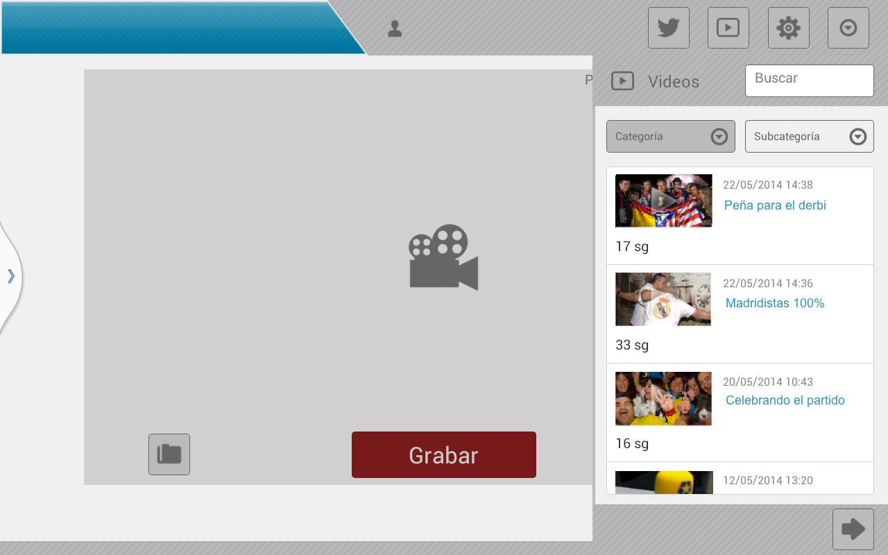 Haztutele - screenshot