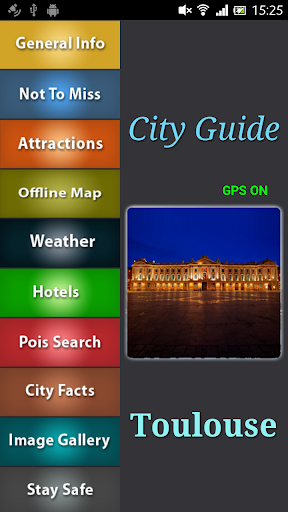 Toulouse Offline Guide