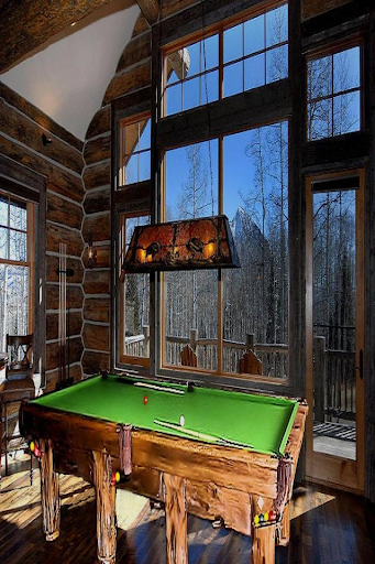 Modern Convertible Pool Tables