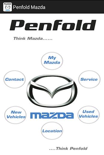 Penfold Mazda