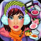 Winter Fashion, Spa & Makeup icon