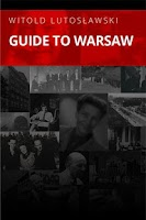 Screenshot of Lutosławski. Guide to Warsaw