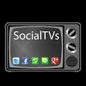SocialTVs - Live Social TV icon
