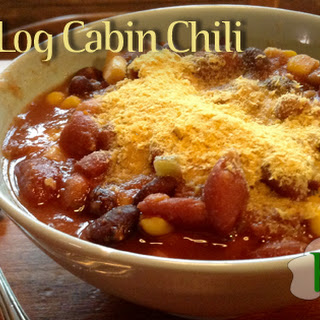 3 Step Log Cabin Chili