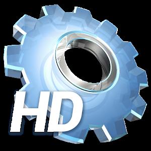 HDウィジェット
