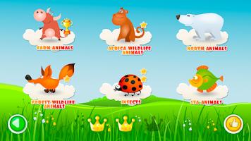 Screenshot of SHAPES MATCH Preschool Puzzle