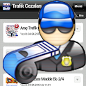 Trafik Cezaları Mobil icon