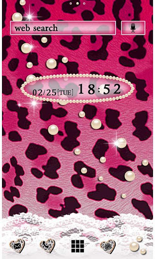 Cute Theme Pink Leopard Pearl 2.0.0 Windows u7528 1