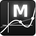 MathsApp Graphing Calculator icon